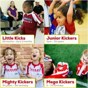 Little Kickers provided