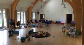 freeland baby toddler group, baby groups near freeland, baby group witney, toddler group near witney
