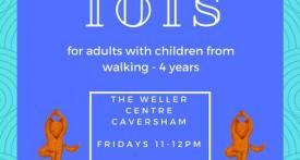 fox yoga for kids caversham