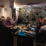 sushi making workshop, sushi making workshop oxford, unusual christmas present idea, christmas present idea for dad, oxfordshire, roll with me kidlignton