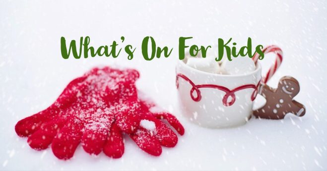 christmas events Berkshire, christmas events Reading, whats on for kids
