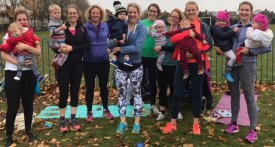 postnatal exercise class headington, how to lose baby weight oxford, getting fit after a baby oxford