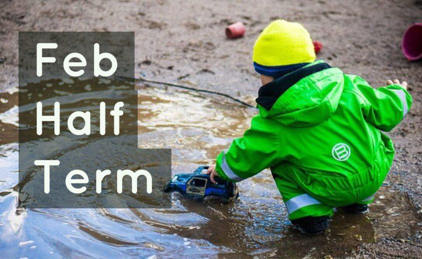 what's on for feb half term, feb half term activities oxfordshire, feb half term activities berkshire