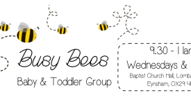 busy bees eynsham, baby and toddler group eynsham, baby group eynsham, toddler groups eynsham