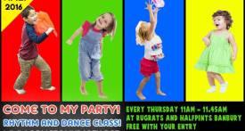 presschool dance class banbury