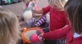 music class didcot, toddler music class didcot, dippy doo music, mondays toddler classes didcot