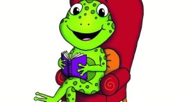 story frog, woodley classes, reading classes, toddler classes woodley, messy play woodley