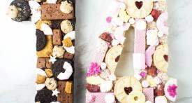 alternative birthday cake, unique birthday cake, delivered birthday cake, birthday cake numbers