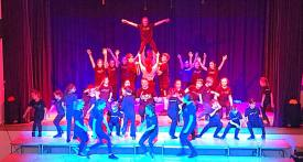 summer holiday club witney, theatre summer club witney, whats on for kids witney