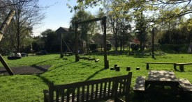 chadlington village playpark, chadlington playground, chadlington park, parks near chipping norton
