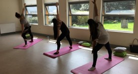 pregnancy yoga caversham, pregnancy yoga class woodley