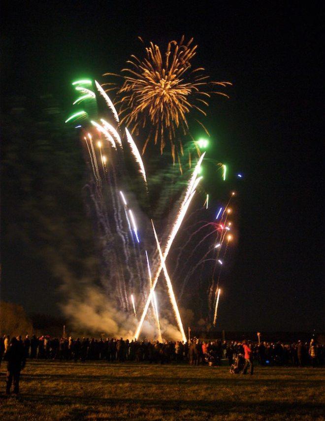 bonfire night 2018, fireworks night 2018