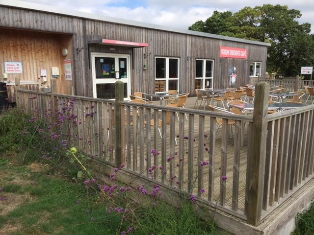 child friendly cafe near Milton Keynes