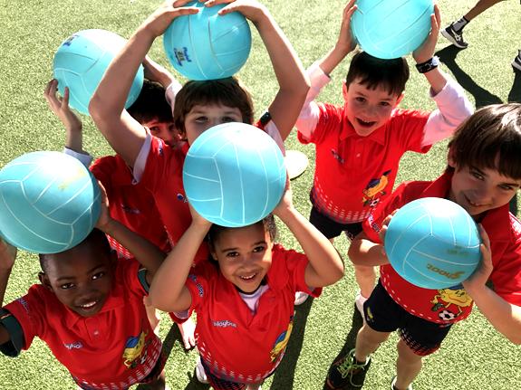 sport class for kids Cookham
