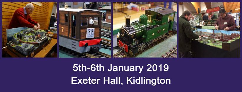 kidlington model railway exhibition