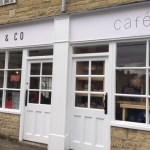 child friendly cafe Eynsham