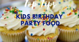 childrens birthday party food