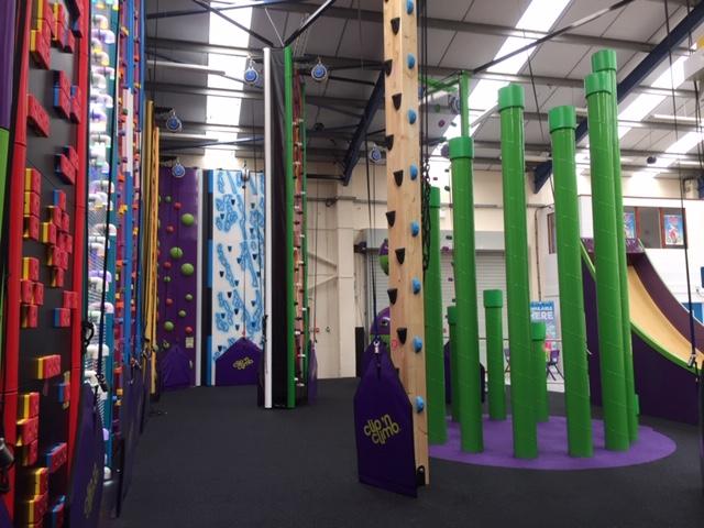 clip n climb bicester, climbing centre bicester, climbing wall bicester