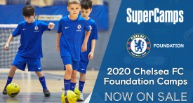football holiday camps, chelsea football camps