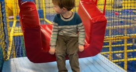 rugrats and half pints cirencester review, soft play cirencester, soft play gloucestershire