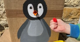 hungry animal game, fine motor skills activity, preschool fine motor skills game
