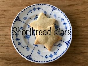 shortbread recipe, how to make shortbread, shortbread stars, shortbread biscuits, shortberead cookies, shortbread stars, shortbread kids recipe