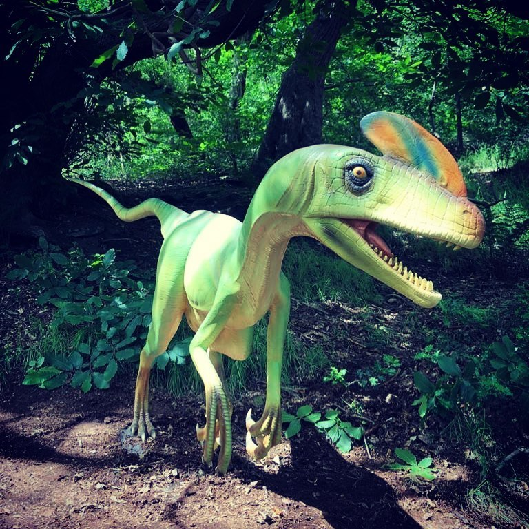 dinosaur trail, whats on for kids manchester, whats on summer, summer holiday activities cheshire