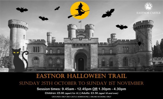 halloween trails gloucestershire