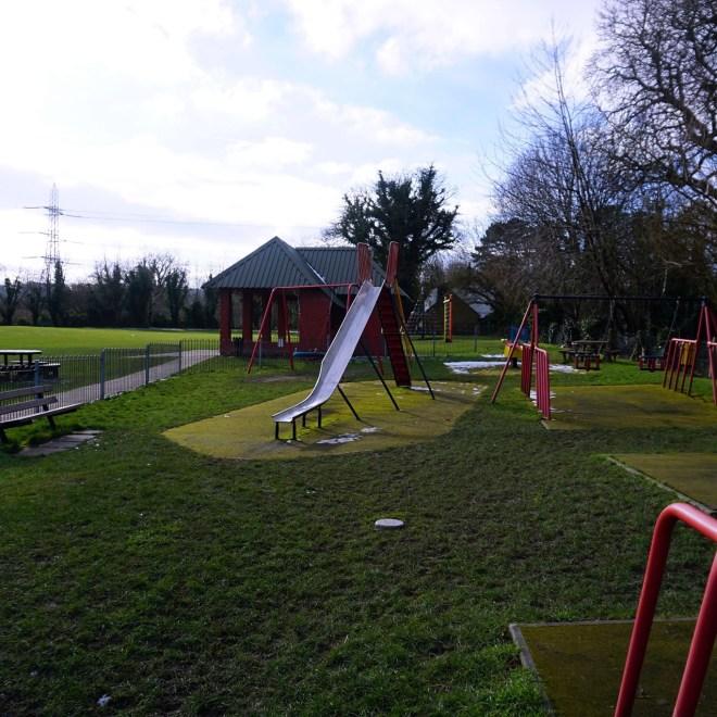 Wendover buggy walk playground