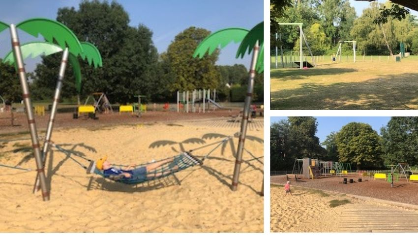riverside gardens maidenhead, riverside gardens play park, maidenhead play parks
