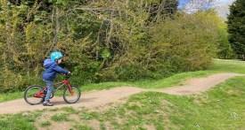 kennington bike track, kennington pump track, kennington bmx track, pump track oxfordshire, bmx track oxfordshire