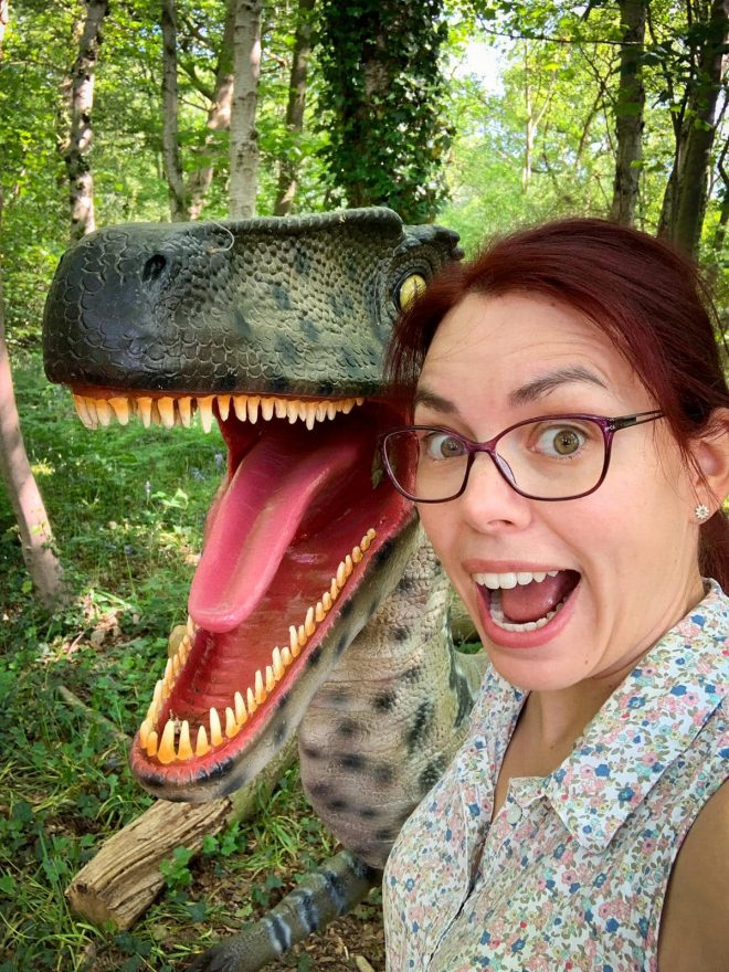 totally roarsome review, cheshire dinosaur trail review, totally roarsome, mottram hall