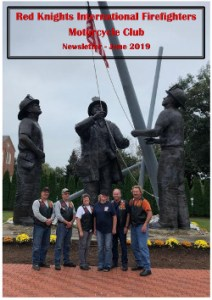international newsletter june 2019 red-knights cover