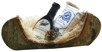 Pancake & Syrup Canoe - Red Lake Nation Foods