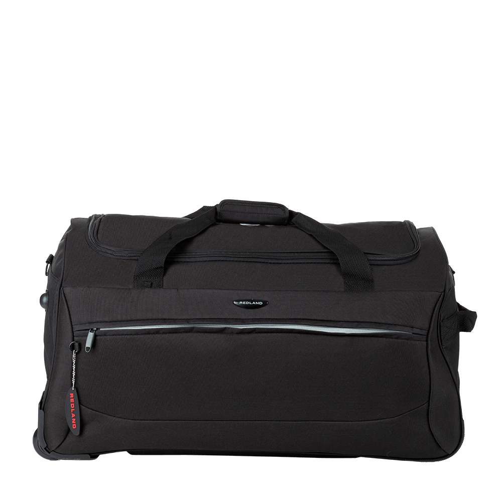 50FIVE Black Holdall
