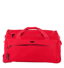 50FIVE Red Holdall
