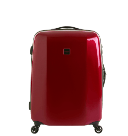 60TWO Red Large Luggage
