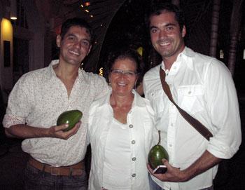 Luiz Rorogues, Gabriele Marewski, Michael Laas
