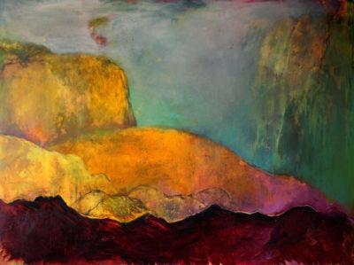 Aida Schneider Inner Landscape Eclipse