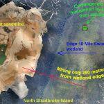 Sand Mining on North Stradbroke