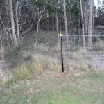 Wallaby contol fence