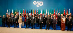 G20 Leaders in Brisbane 2014