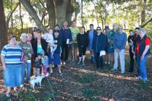 Residents near Teak Lane want to keep their open space