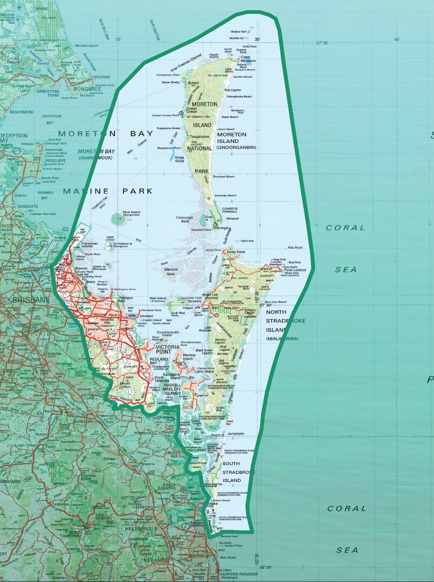 North Stradbroke Island Native Title And Government Land