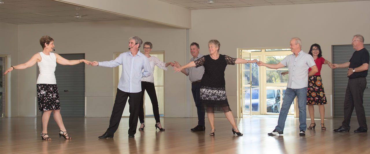 Learn Latin Dancing