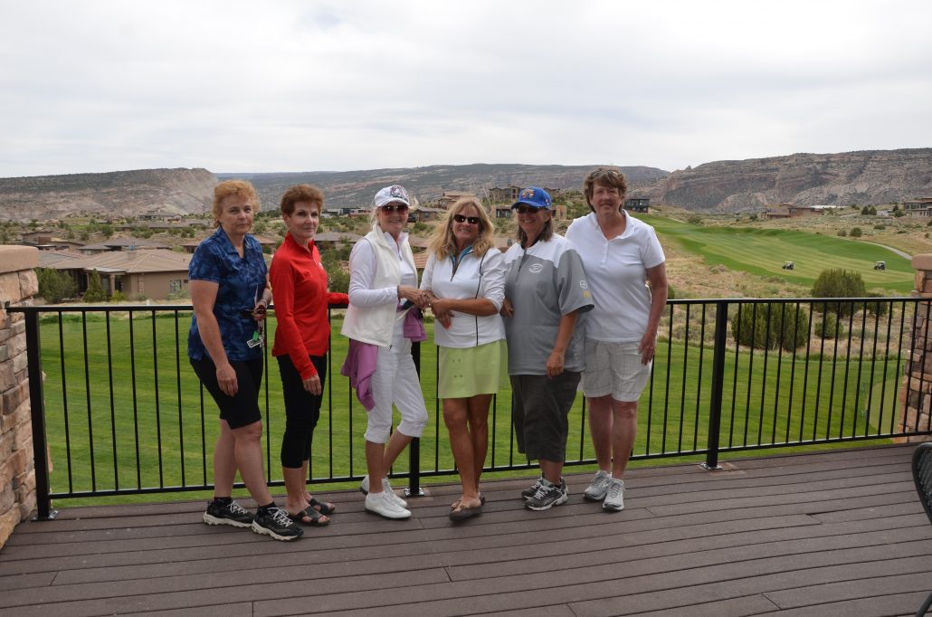 Ladies Golf Club at Redlands Mesa Clubhouse