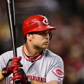 The Curious Case of Chris Heisey