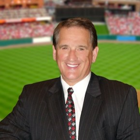 An interview with author Mark Donahue, Last At Bat