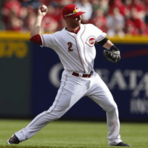 Cozart, Hamilton, Phillips finalists for Gold Gloves