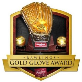 Do any Reds have a chance at winning a Gold Glove?